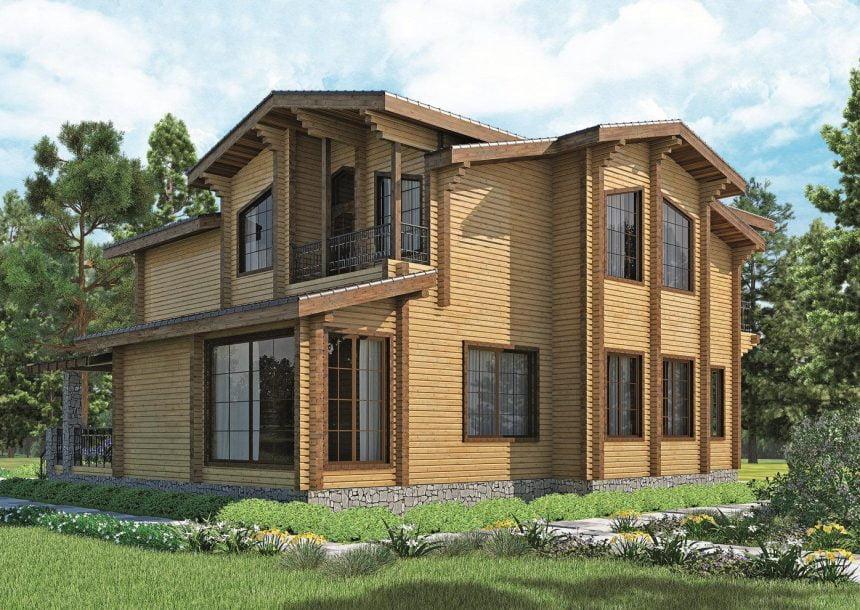 отделка деревянных домов цены